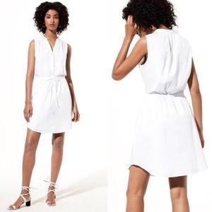Babaton Silk Benedict Dress